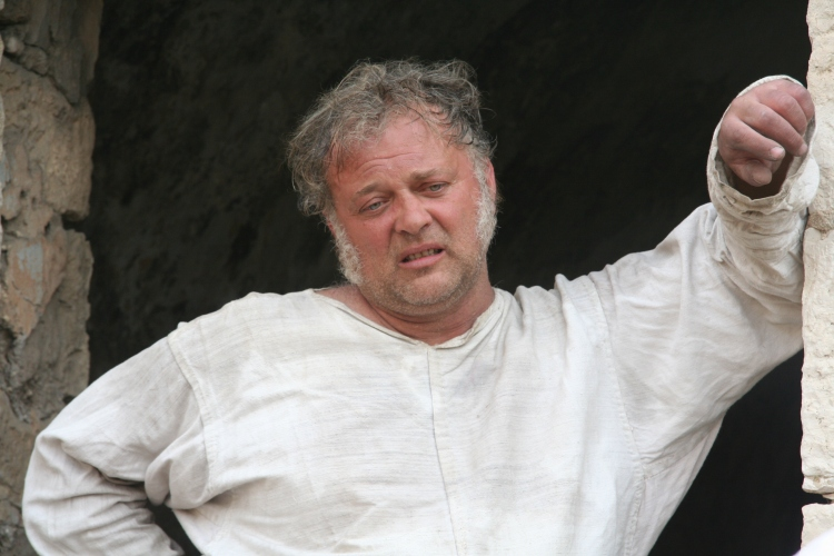גינדי ניז'ניק באחוזת האביר. צילום: יונתן צור
